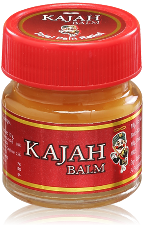 Kajah Brown Balm | Best Pain Balm Manufacturers in South India